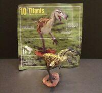 Kaiyodo UHA Dinotales Series 6 Titanis A Dinosaur Bird Figure