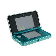 New Hard Protective Shell Crystal Case Clear Skin Cover For Nintendo 3DS Console