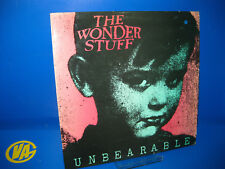 Disque vinyle single The Wonder trucs- Insupportable 1987-Indie Rock