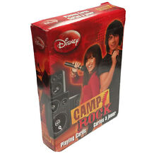 Disney Camp Rock Collectibles Standard Poker Deck Playing Cards Bicycle
