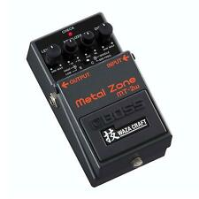 BOSS Waza Craft MT-2W Metal Zone Made in Japan New in Box