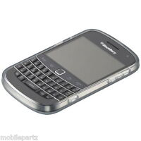 Genuine BlackBerry Clear Soft Shell Case Cover for Bold 9900 9930 ACC-38873-202