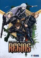 Chrome Shelled Regios Part One and Two (Like New) (877)