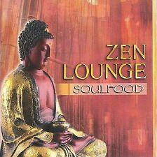 FREE US SHIP. on ANY 2 CDs! ~LikeNew CD Soulfood: Zen Lounge