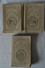 Jules Verne the children of the captain Grant - 3 tomes - collection Hetzel 1919