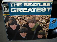 BEATLES greatest ( rock ) - germany -