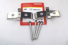 PEUGEOT 607 & 807 - FRONT BRAKE PAD PIN KIT FOR BREMBO CALIPERS MBA 1674