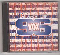 (GX335) Class Of 96, 11 tracks various artists - 1996 Vox CD