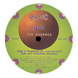 POB - The Essence - Seismic Records - 1996 #173297