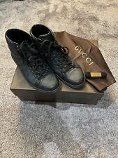 Gucci hi tops Size 8