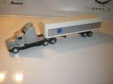 Diecast 1/64 Ertl Kenworth T600 Bertch Cabinets Semi Tractor Trailer Free S/H