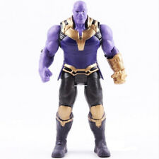 1pcs Action Figure Thanos 17 cm Avengers Infinity SuperHeroes Marvel Toy Gift