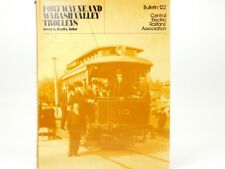CERA Bulletin 122 Fort Wayne and Wabash Valley Trolleys by George Bradley Book