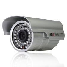 Cmos 1000TVL Home Security Outdoor Day Night 36 leds IR cctv camera with bracket
