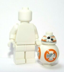 Lego Star Wars BB-8 BB8 Small Photoreceptor Astromech Droid Minifigure Not Inc