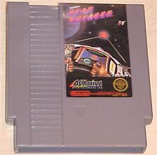 Star Voyager Nintendo NES vintage classic retro original game cartridge