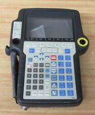Fanuc A05b 2308 C300 Teach Pendant With Cracked Keypad