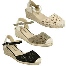 Platforms & Wedges Textile Sandals for Women
