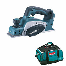 MAKITA 18V LXT DKP180 DKP180Z DKP180RFE PLANER AND 1 x BAG