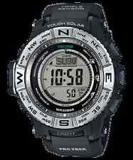 Casio Protrek Digital Atomic Tough Solar Triple Sensor Watch PRW3500-1