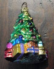 Radko Christmas Tree Ornament GIVING TREE  Little GEM 01-0791-0