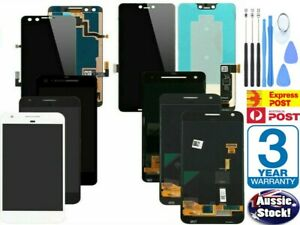 NEW OEM GOOGLE PIXEL 1 2 3 3A 4XL 5 LCD AMOLED DISPLAY+TOUCH SCREEN DIGITIZER .