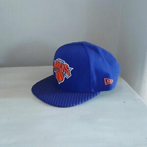 New York Knicks NBA 9FIFTY Adjustable Royal All-Star Street Cap