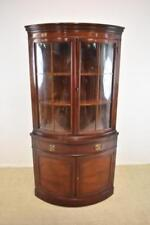 High Standard In Quality And Hygiene Antiques An Edward Vii Mahogany And Burr Walnut Wardrobe Good Condition !!