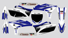 DUNLOP YAMAHA YZF 250 2010-2013 DECAL STICKER GRAPHIC KIT