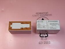 Rt334009wg 3-1415538-1 relés Relay bobina Coil voltage 9v 16a 250v Schrack
