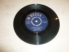 """KARL DENVER - Can You Forgive Me - 1963 UK 7"""" vinyl single"""
