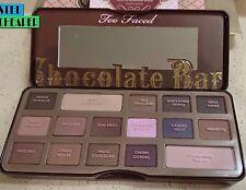 Too Faced Chocolate Bar Eye Shadow Palette 100% Natural Cocoa Powder BNIB ~