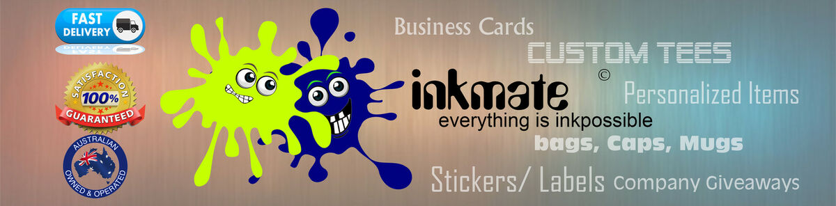 Inkmate & Party Boosters