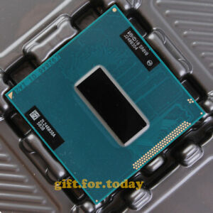 Original Intel Core i7-3632qm 2.2ghz Quad-Core (aw8063801152800) Prozessor CPU