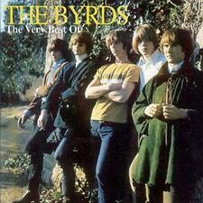 The Byrds UK 1997 CD Very Best of 27 Tracks NEARMINT