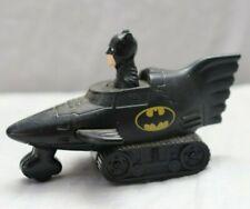 Batman Returns Press & Go Rocket Car Batskiboat McDonald's Toy 1991 Vehicle