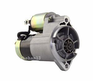 STARTER MOTOR FITS   NISSAN PATHFINDER R50 VG33E V6 3.3L PETROL 1995-2005