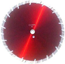 "4PK-14""NEW DESIGN 15MM Hard Concrete Stone Hard Brick Diamond Saw Blade-BEST"
