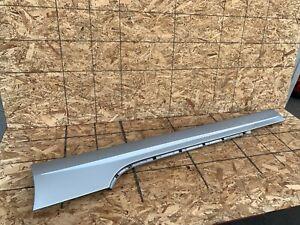 JAGUAR XK XKR (07-11) LEFT DRIVER SIDE ROCKER MOLDING SKIRT PANEL OEM