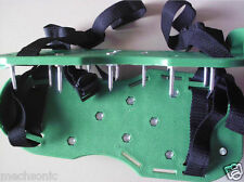 One Pair Rigid Spiked Shoes for Epoxy Ardit Self Leveling Floors Aeration LatexM