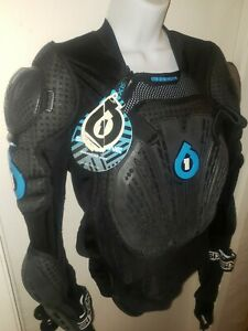 Motorcycle Body Armor Adult Large Back NWT