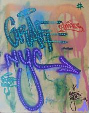 Street art graffiti Luis LAMBOY aka ZIMAD Graff