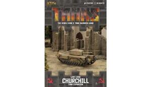TANKS66 - SOVIET LEND-LEASE CHURCHILL - GALE FORCE NINE