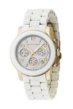 Runde Armbanduhren aus Silikon/Gummi mit 24-Stunden-Zifferblatt für Damen