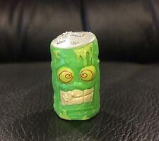 The Grossery Gang Series 2 #112 BUZZED ENERGY DRINK Green Mint OOP