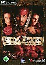 Fluch der Karibik: Die Legende des Jack Sparrow von Ubisoft | Game | Zustand gut
