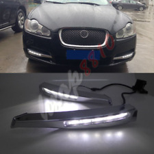 Fog/Driving Lights Daytime Running Light DRL For Jaguar XF 2008-2010 Replacement