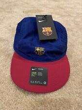 Unisex FCB Barcelona Nike Adjustable Tailwind Hat NWT
