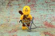 Lego Mini Figure Ninjago Skylor with 2-Sided Head from Set 70746