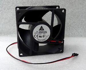Delta EFB0824HE 80mm x 38mm High Airflow Fan 24V DC 2 Pin Molex SL 80x38mm